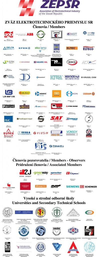 Členovia ZEP SR